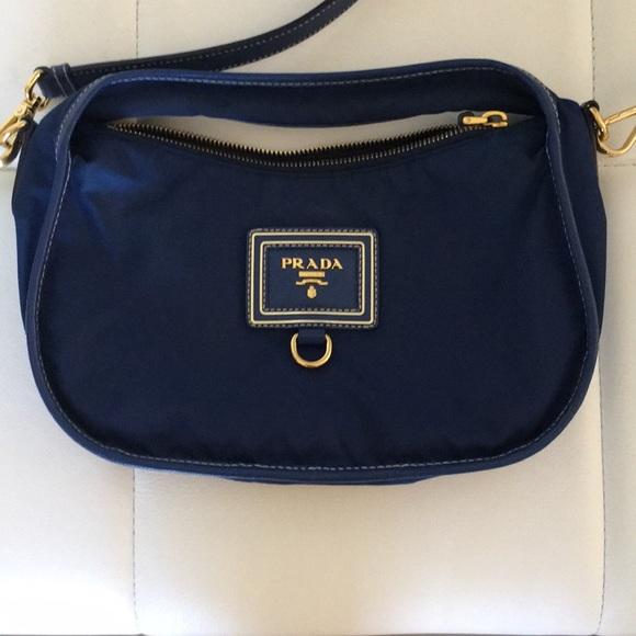 ec1405e1306b reduced prada nylon bag dcddb 62012